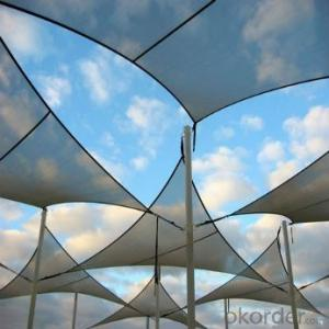 Shade cloth sail 230g 4.2x100m export to America