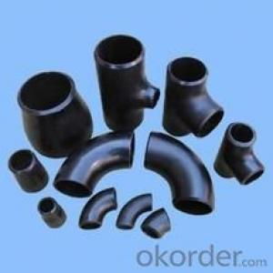 ANSI BUTT WELDING PIPE FITTINGS