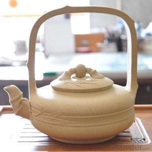 Handmade Teapot  From China (number 1102)