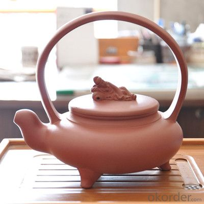 Handmade Teapot  From China (number 1120)