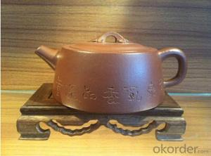 Handmade Teapot  From China (number 1117)