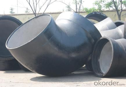 DUCTILE IRON PIPE FITTINGS BEND