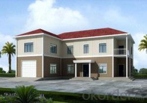 Delin Prefabricated House G+1 House 362.5 Sqm-15