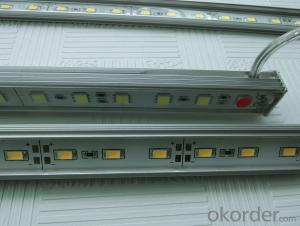 High quality  72leds/m  SMD5630 led bar light with CE RoHS