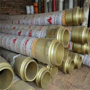 High Pressure Concrete Pump Delivery Hoses