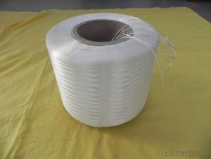 Polyester yarn for optical cable