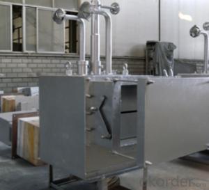 Burner for Ethylene Cracking Heater