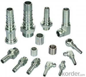 Hydraulic hose fittings ISO