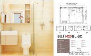 Prefabricated Bathroom Pods