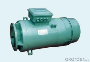YTLVF(E)180 Frequency-changing three-phase asynchronous motor for tower crane.