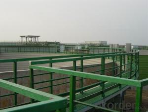 FRP FRP PULTRUTION PROFILE-Handrail
