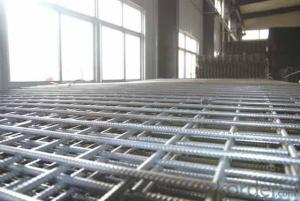 STEEL BAR WELDED MESH