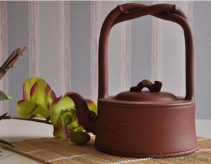 Handmade Teapot  From China (number 1118)