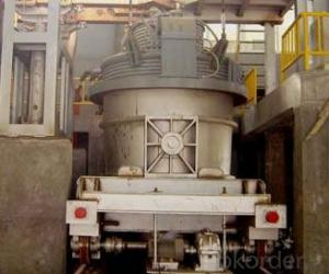 High Effecient LF-40t Ladle Refining Furnace