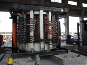 Induction Melting Furnace/steel scrap melting induction furnace/cast iron melting furnace