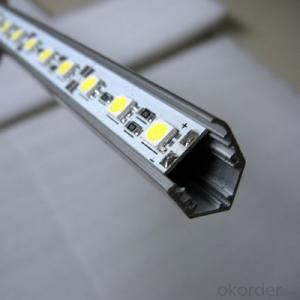 High brightness single color SMD5630 led bar light with CE ROHS approved