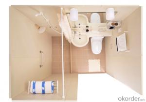 Prefabricated Bathroom Pods (BUL 1420)