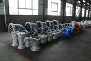 ductile iron fitting epoxy