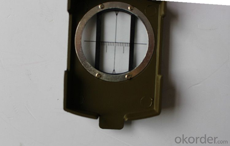Metal Military and Army Compass DC60-2A