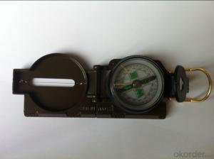 Metal Military or Army Compass 45-2A