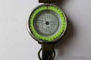 Metal Military and Army Compass D60-B