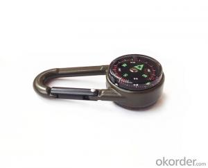 Carabinner Magnetic Compass DC27T2