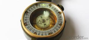 Metal Military or Army Compass DC60-1A