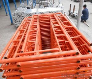 high quality aluminum scaffold tower for construction