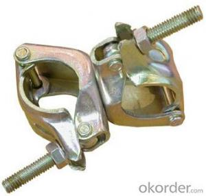 British Type Scaffolding Pressed Double Clamp