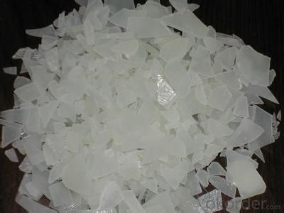 Aluminum Sulfate Flakes No Fe Used For Watertreatment