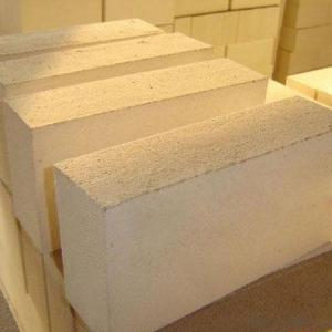 Lightweight  insulating brick