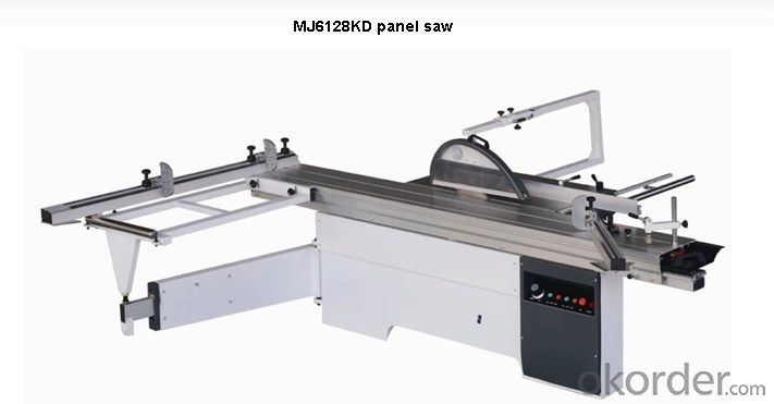 China Sliding Table Panel Saw machine wood cutting saw TWO YEAR WARRANTY for furniture making factory price freud blade CE