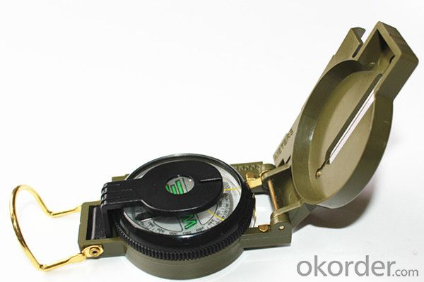 Metal Military and Army Compass DC45