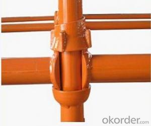 Q235/Q345 cuplock scaffolding system for sale