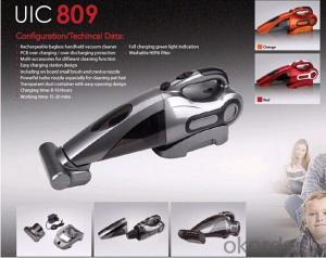 New Style Portable Powerful Cyclone Vacuum Cleaner
