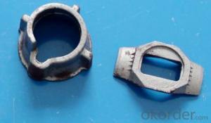 EN74 & BS1139 standard cuplock scaffolding system