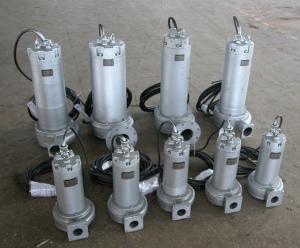 Submersible Stainless Steel Sewage Pump