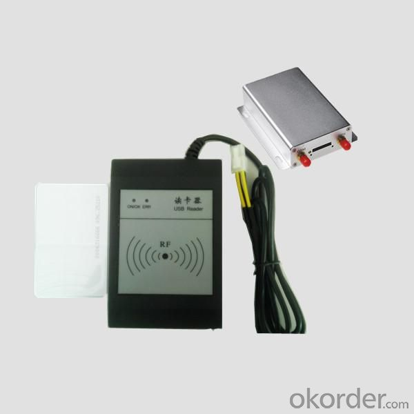 Car GPS Tracker with fuel level GPS monitoring for fleet management