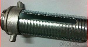 steel Scaffolding Prop Sleeve