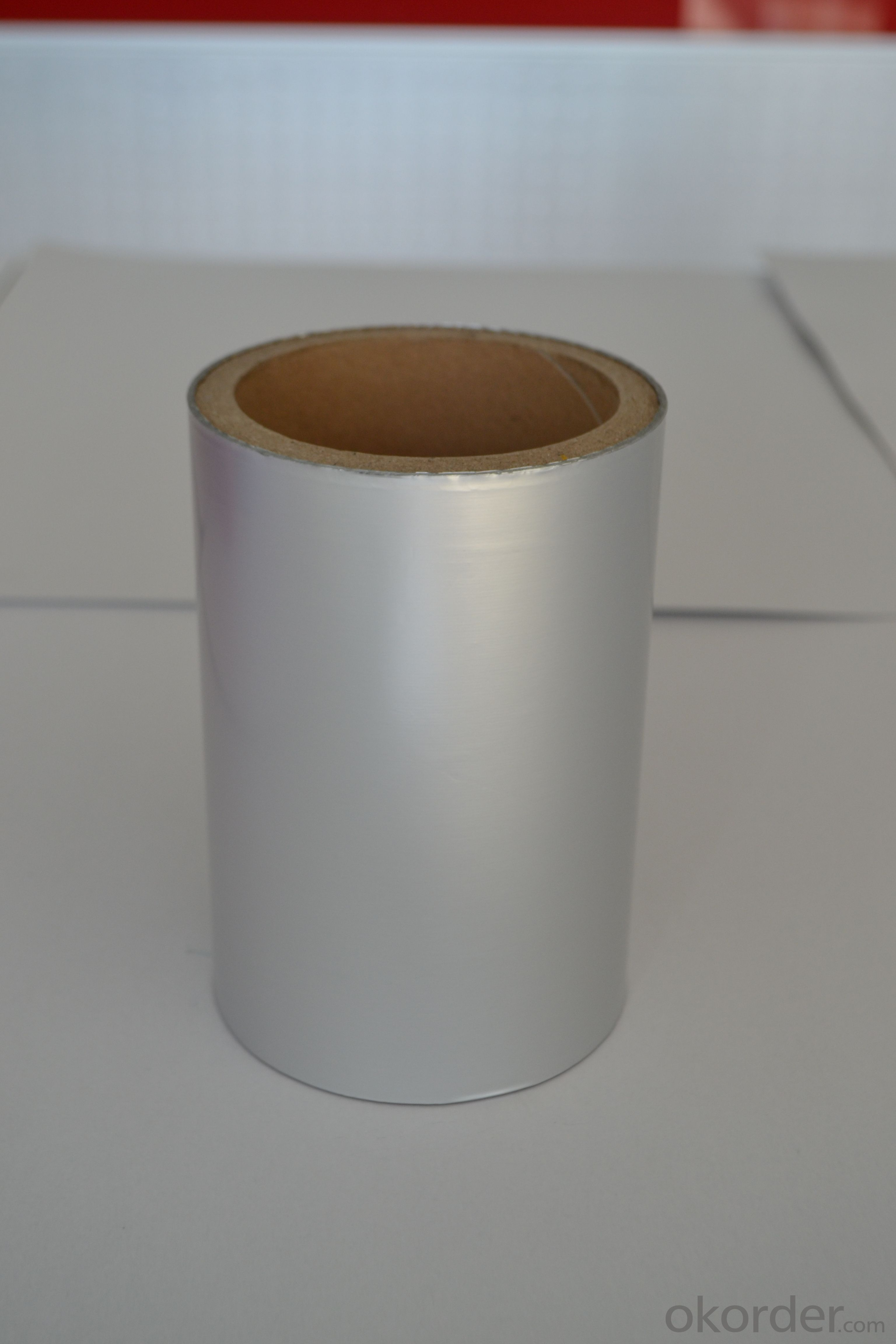 Blister Aluminium Foil with Lacquered for Troche Packing