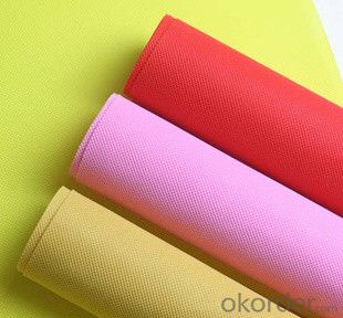 PP Spunbonded Nonwoven Fabric colorful 40g Good quality with UV