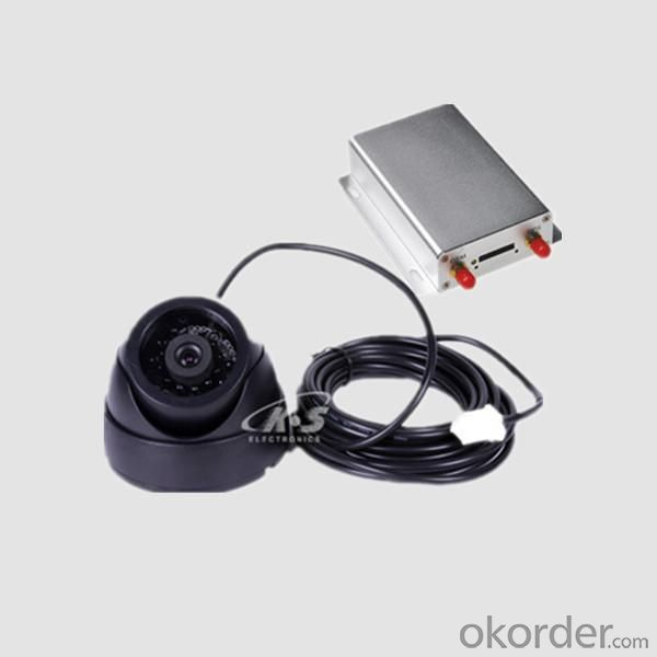 Low cost gps tracker with Camera for fleet management