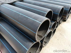 DN355mm HDPE pipes for water supply on Sale