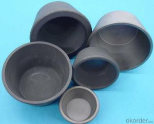 Graphite Crucible/High Quality CNBM Graphite Crucibles
