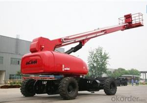 self propelled telescopic boom lift GTBZ30/32
