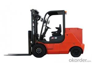 G Series 4-5T AC Electric Forklift Trucks