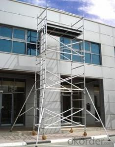 Aluminium Scaffolding Tower Durable