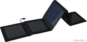 Solar PAD Portable Folding Charger13w