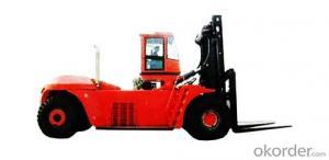 G Series 42-46T I.C. Counterbalanced Forklift Trucks