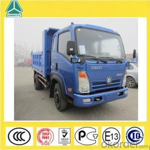 China SINOTRUK 10Ton Tipper Truck